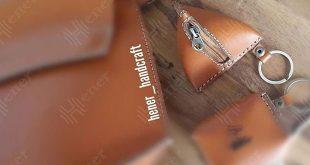 خرید و فروش کیف چرم دست دوز
