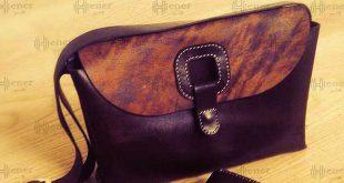 صادرات کیف چرمی