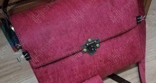 تولید کیف چرم زنانه