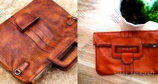 خریدار کیف چرمی