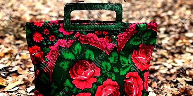 کیف چرم دست دوز هِنر