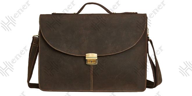 خرید کیف چرم اداری