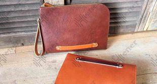 صادرات کیف چرم دست دوز