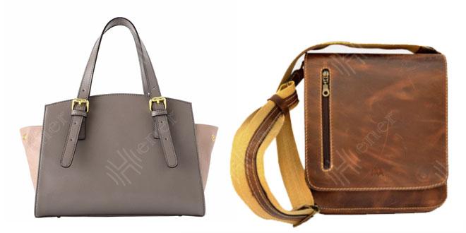 تولید و فروش کیف چرم