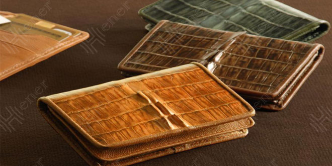 انواع کیف جیبی چرم مردانه